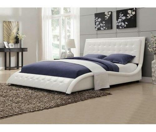 Best 10 Simple Modern Double Bed Designs With Pictures 400 x 300
