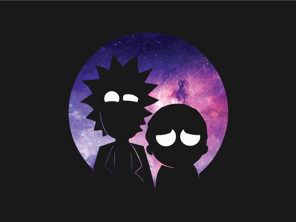 Rick And Morty Wallpaper 1920x1080 68 Image Collections Of Wallpapers Papel De Parede Pc Papel De Parede Do Notebook Wallpapers Para Pc