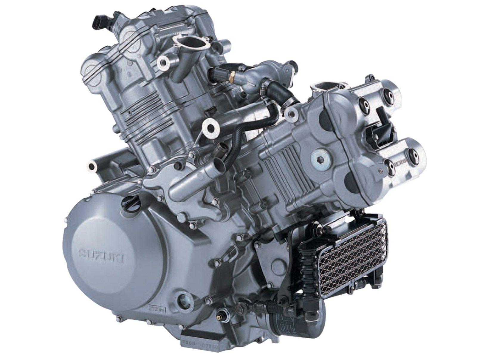 Suzuki-motorcycle-engines | Motorcycle Engines | Suzuki