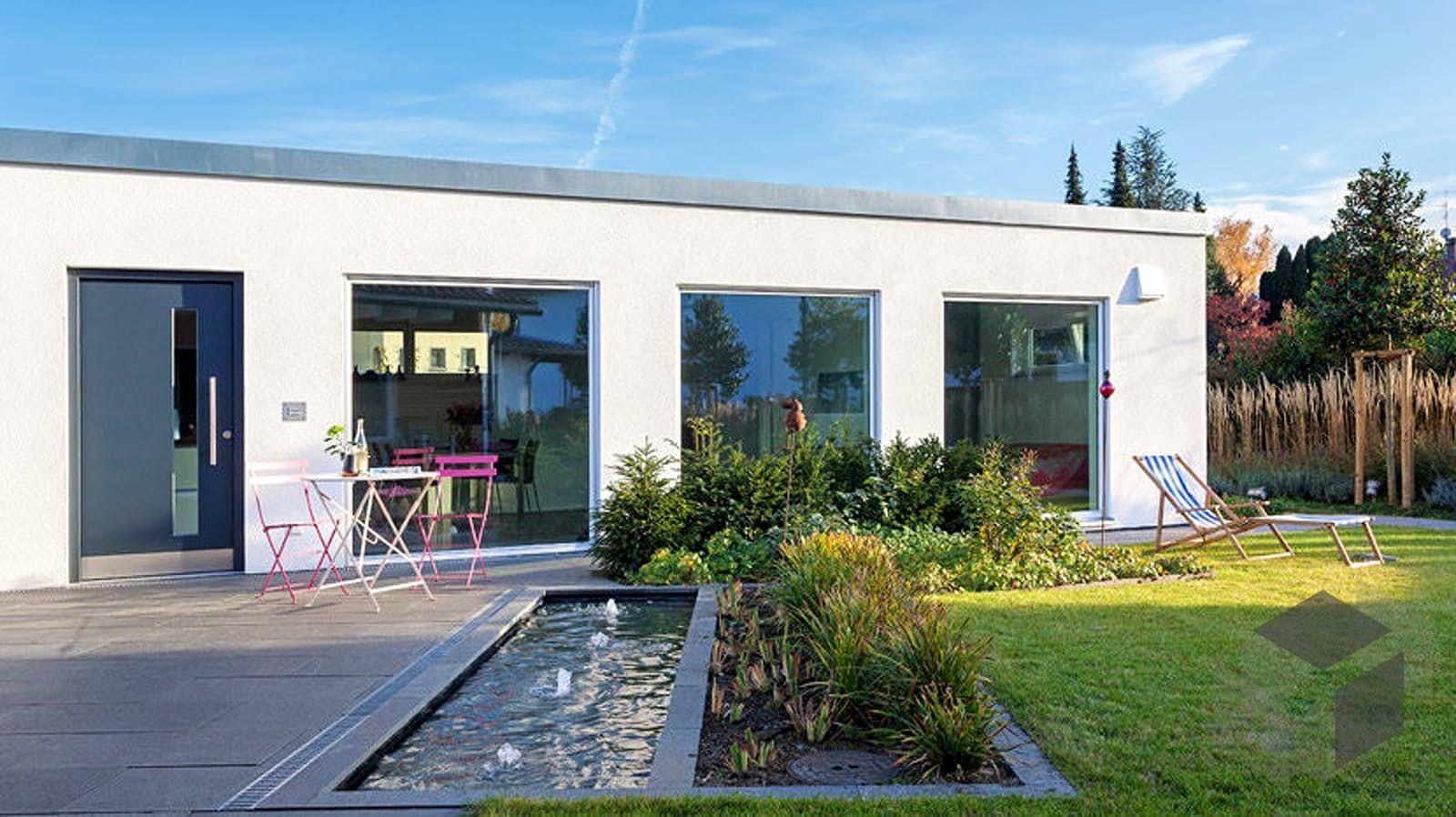 Ein FlyingSpace Haus von SchwörerHaus mit 43 m² ➤ Auswahl von ...