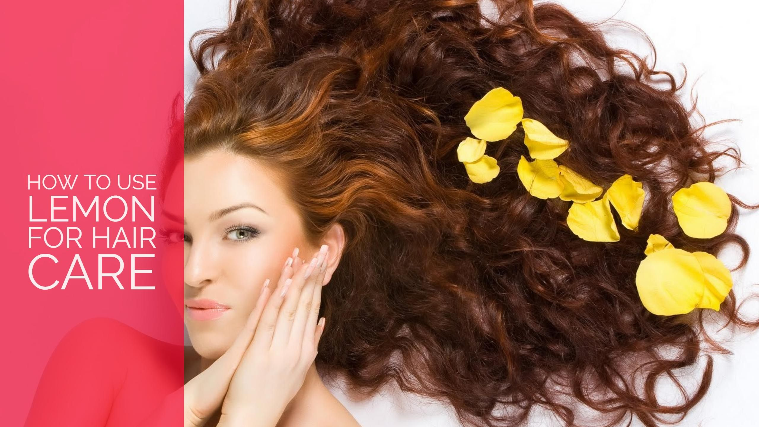 Lemon has become a common ingredient in not only in your kitchen but also in our lifestyle that is used to treat many health, hair and beauty problems with its amazing benefits.