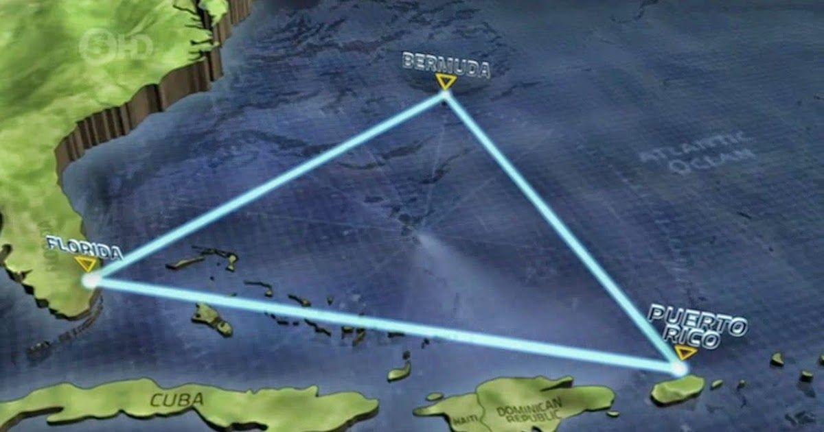 اين يقع مثلث برمودا Bermuda Triangle Facts Bermuda Triangle Bermuda Triangle Pyramid