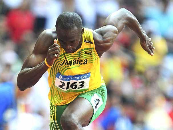 Usain Bolt | スポーツ, 走る