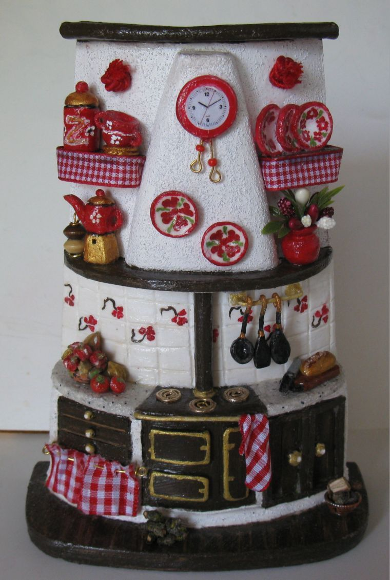 Pin By Pilar Liano On Tegas Pinterest Miniatures Decoupage And Clay