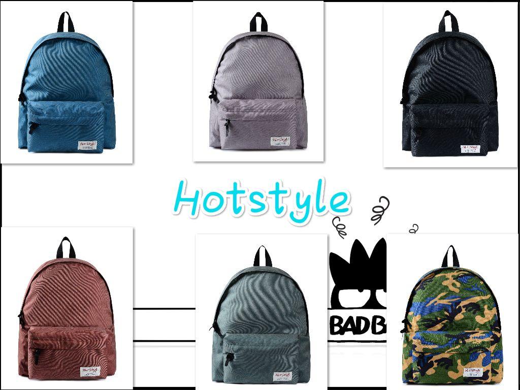 【3000円OFF】Hotstyle Backpack  防水 ポリエステル 3999円 リュック 可愛い ファンション