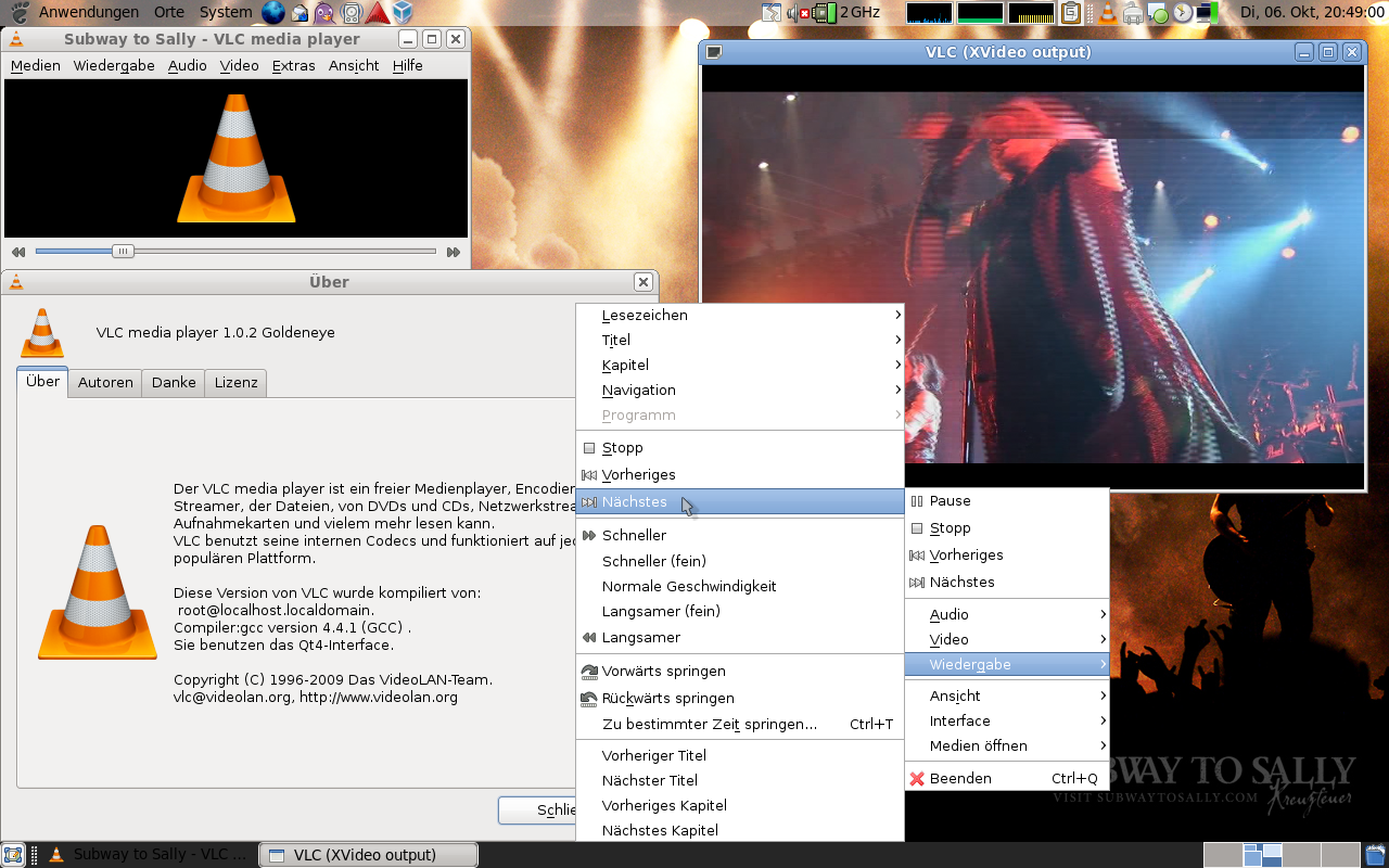 VLC is a free and open source cross-platform multimedia
