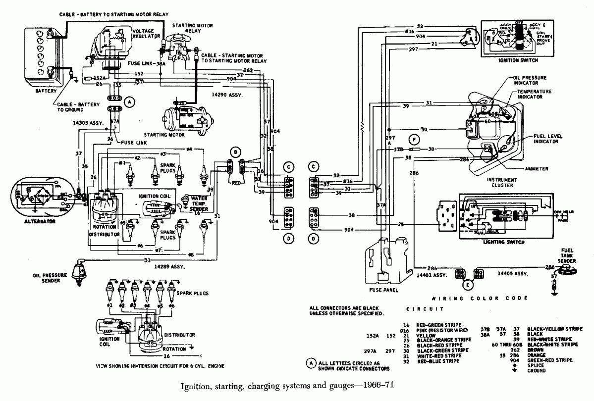 10 Chevy 350 Engine Wiring Diagram