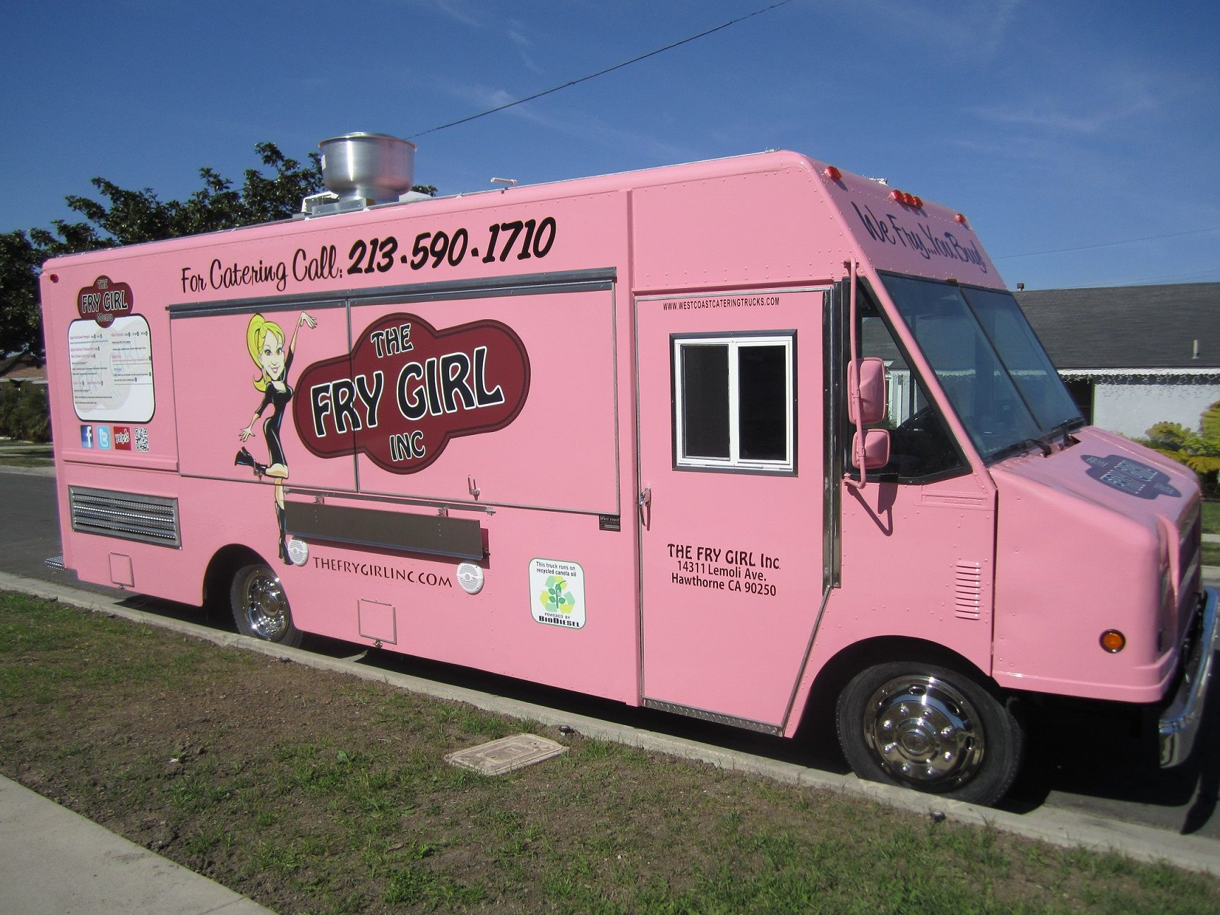 Donut Truck For Sale Food truck for sale, Used food