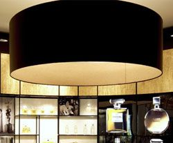 Chanel Extra Large Drum Lamp Shade  For the Home  Pinterest