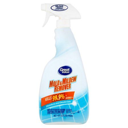 Household Essentials Mildew Remover Mold In Bathroom Mold