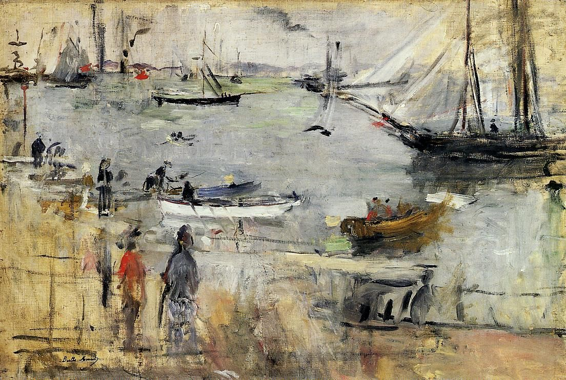 ART & ARTISTS: Berthe Morisot - part 1