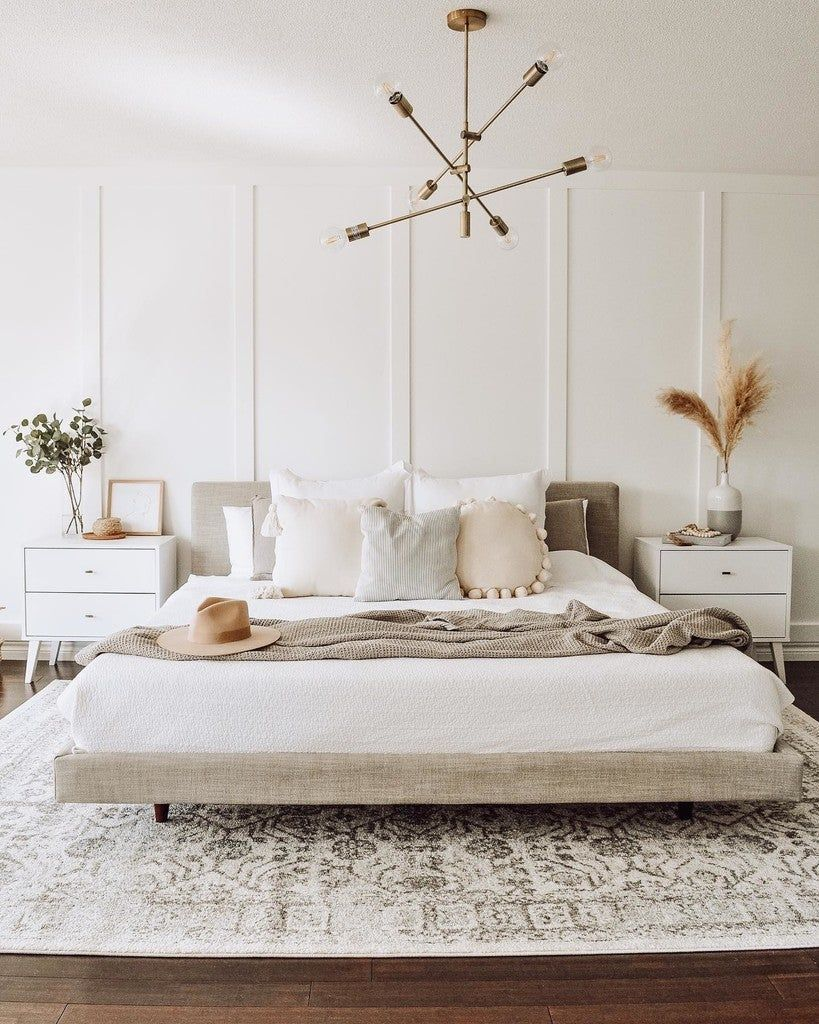Tessu Glaze Gray Queen Bed