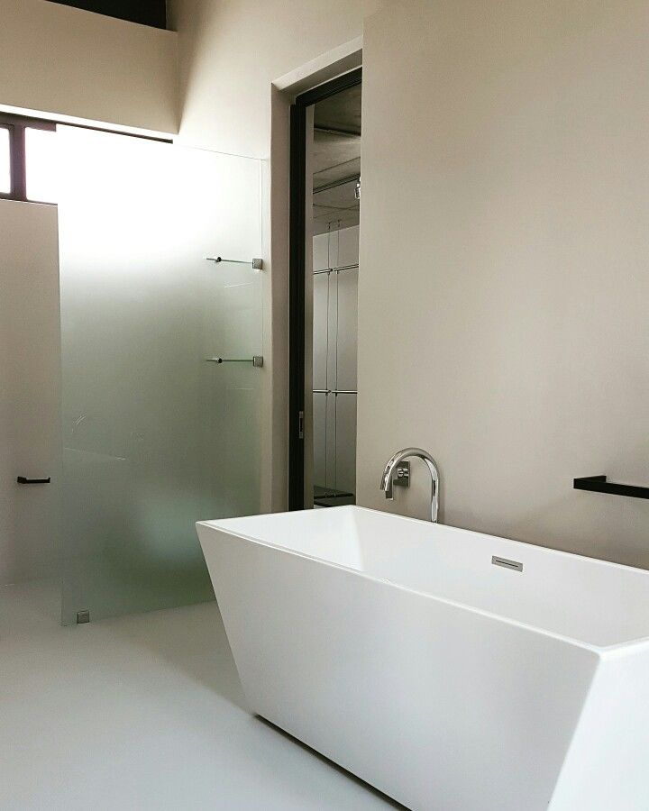 Teracoat Seamless Flooring Bathroom Ideas Colour: Ashwhite