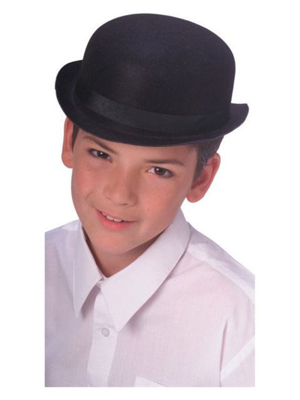 Check out Kids Durashape Derby Hat - Wholesale Hats from Wholesale Halloween…