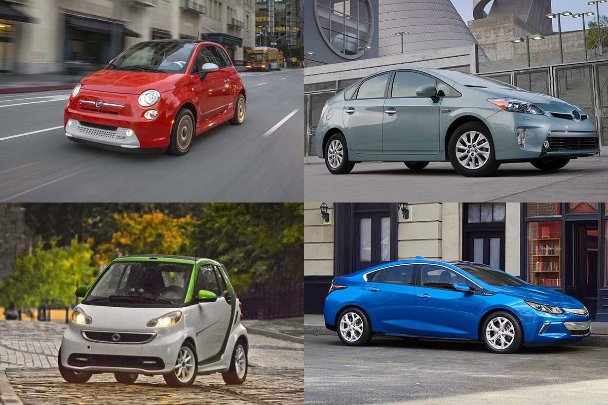 8 Great Used Electric and PlugIn Hybrid Cars Under