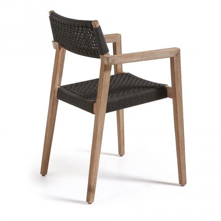 Chaise Vetter Chaise Accoudoir Chaise Chaise De Jardin