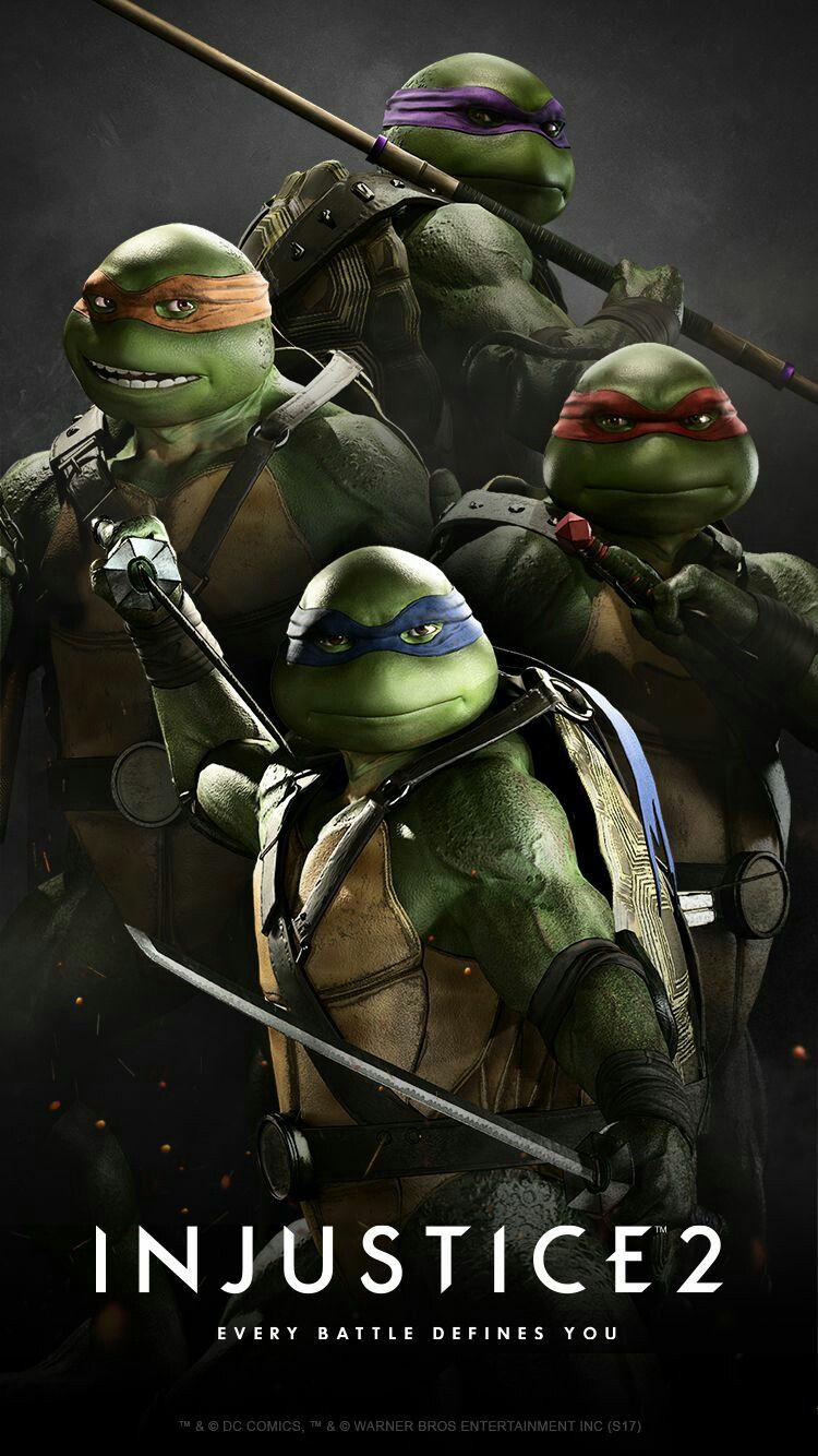 Pin By Antonio Rs On Injustice Teenage Mutant Ninja Turtles Art Teenage Ninja Turtles 80s Cartoons