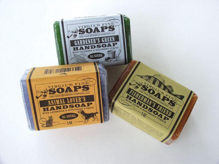 156 best Soap - Labels images on Pinterest