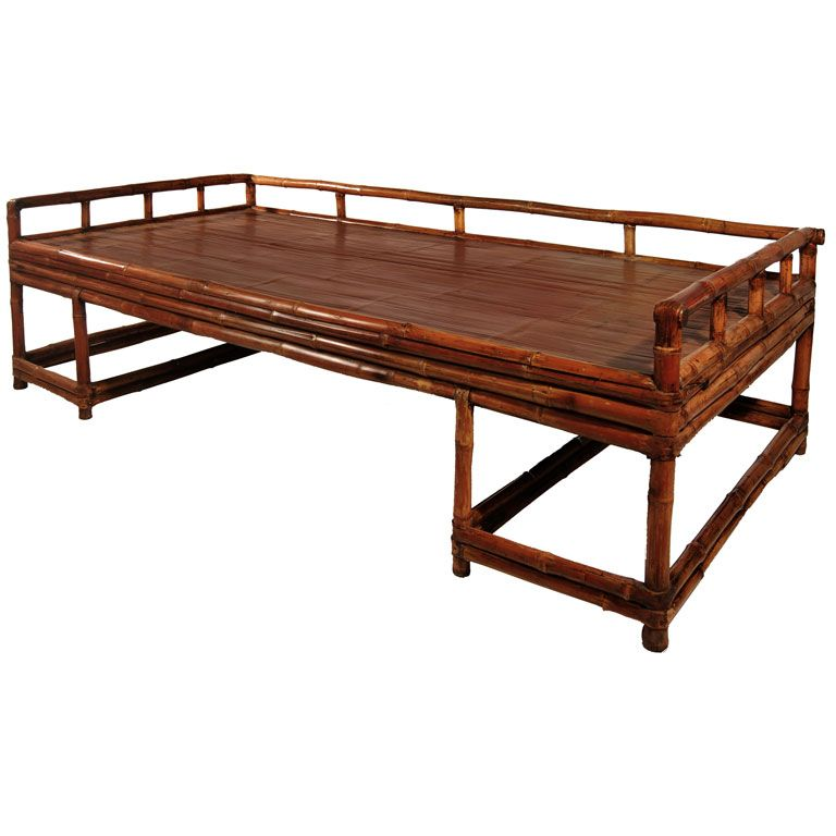 Best Bamboo Daybed From A Unique Collection Of Antique And 640 x 480