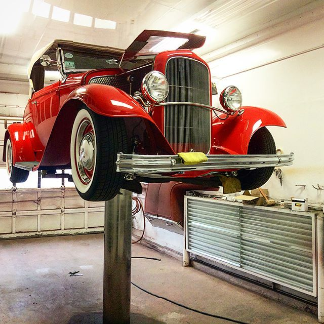 Antique Ford Fuel Filter