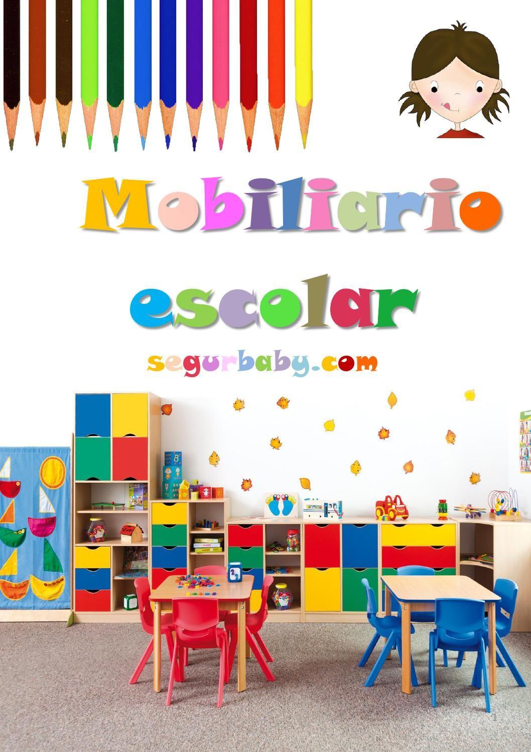 Cat logo de mobiliario escolar en 2019 para la guarder a kids furniture kindergarten - Mobiliario zapateria infantil ...