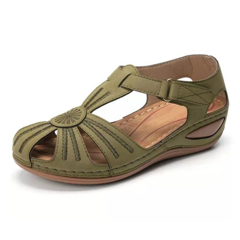 #2020 #new #summer #vintage #women's #sandal #car #sewing #non #slip #light #large #comfortable #sandals #shoes