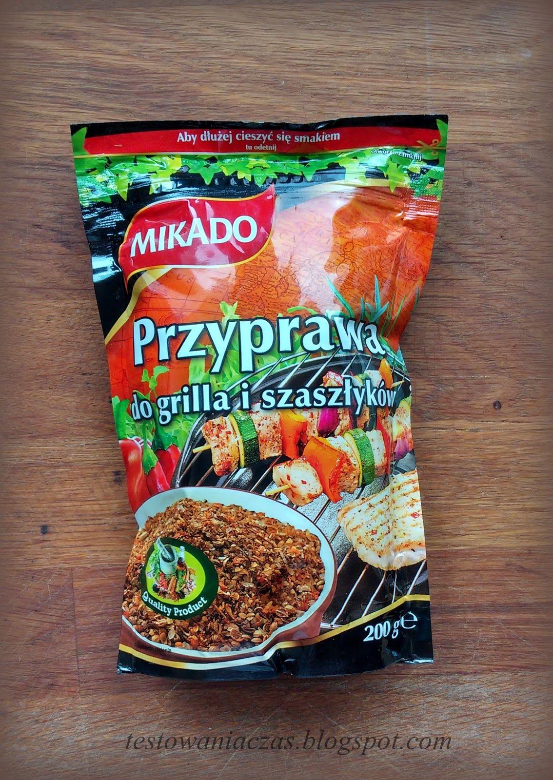 Testowanie Produktow 2016 Darmowe Probki 2016 Opinie I Testy Przyprawa Do Grilla I Szaszlykow Mikado Snack Recipes Snacks Lidl