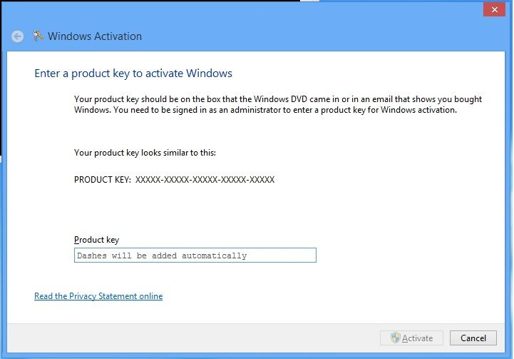 Windows Product Activation (WPA) sends an establishment ID