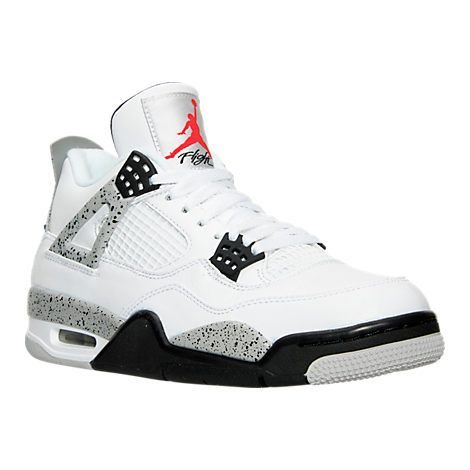90411a586c0713 Men s Air Jordan Retro 4 OG Basketball Shoes