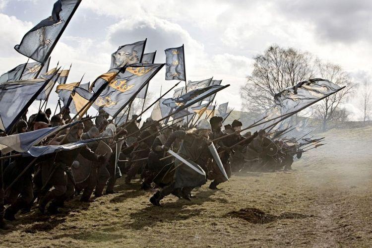 March Of Edinland Army Leaded By Heparin Fantasy Inspiration Medieval Medieval Fantasy