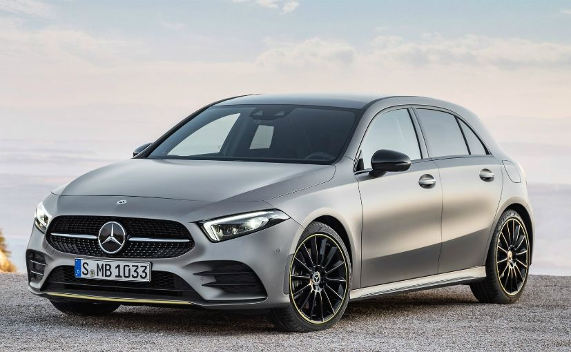 New Gen Mercedes Benz A Class Coming To India In 2019