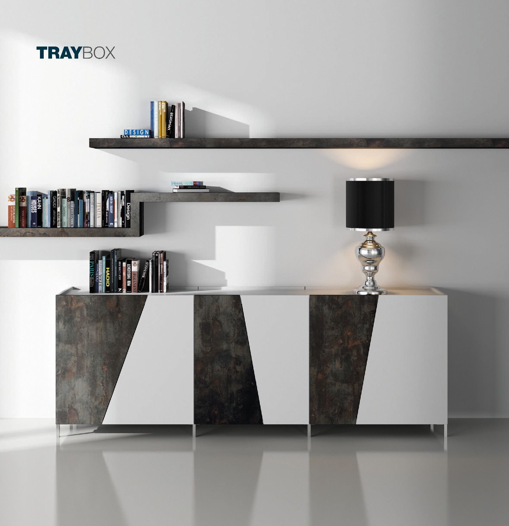 Traybox - - www.derosso.it | De Rosso | Pinterest | Design ...