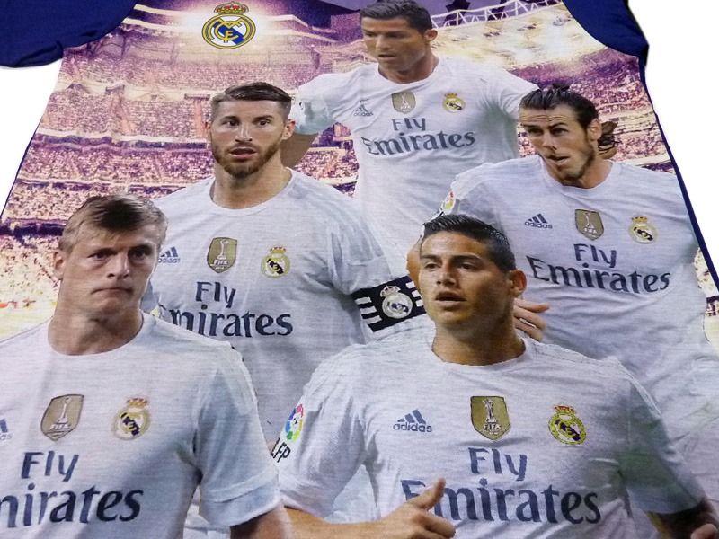 Real Madrid Pijama Hombre Champion