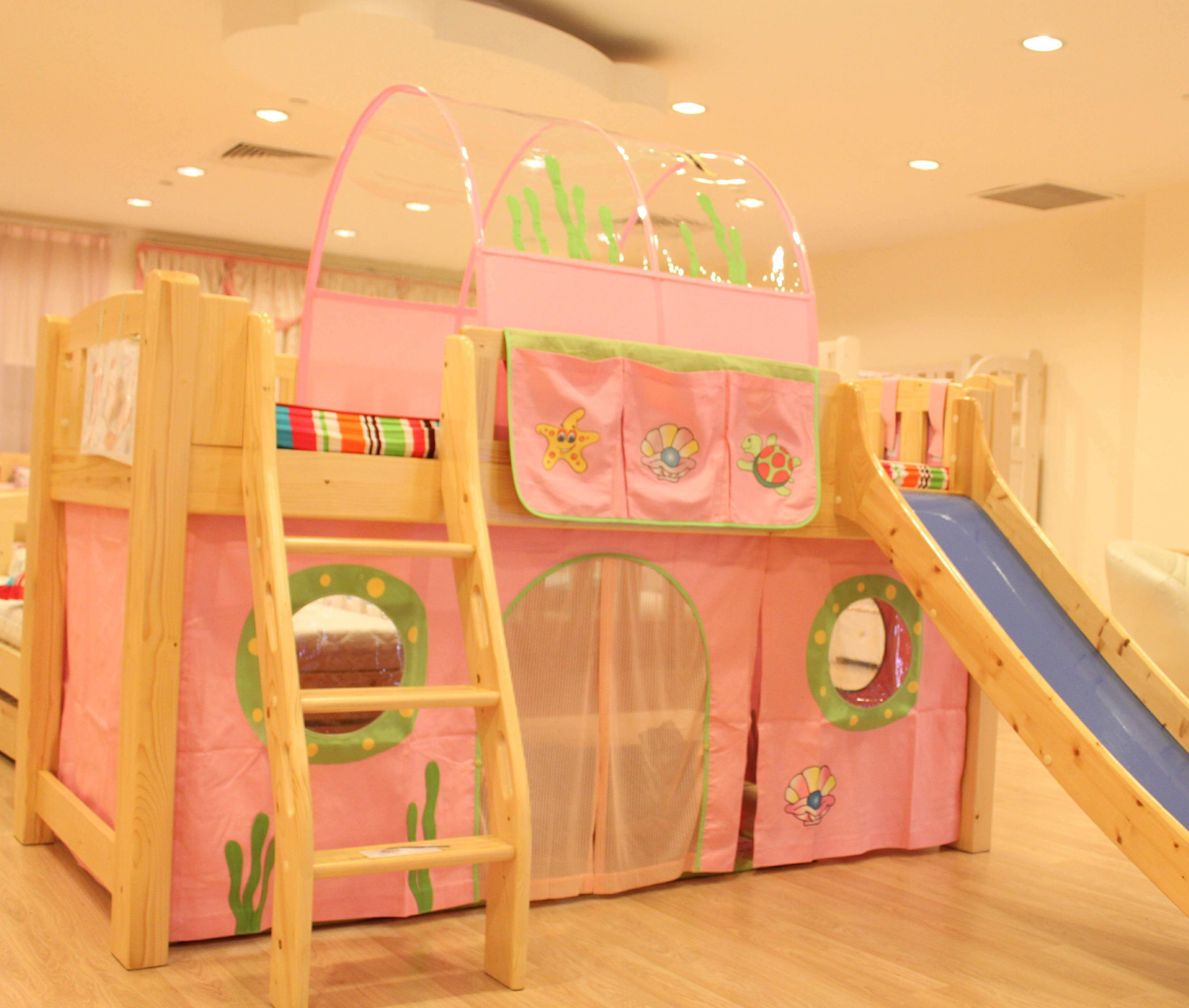 Bunk Bed Or Loft Bed Curtain And Canopy Ibenma Children