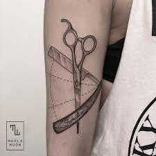 Resultado De Imagem Para Tesoura Tattoo Tatuagem De