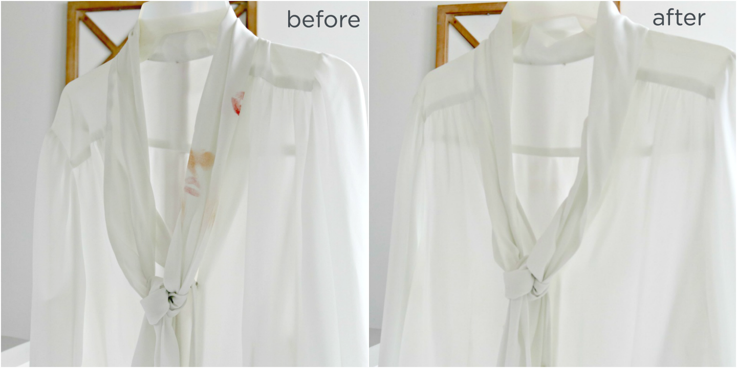 Secret to Removing Makeup Stains from Clothes How to