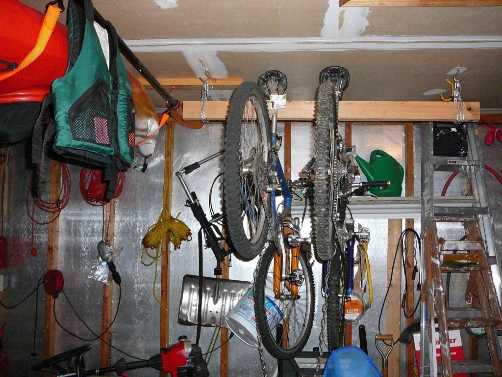 Minimalistisch Genial Garage Speicher   Gartenmöbel
