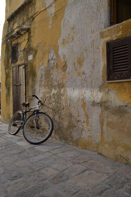 Centro storico di Gallipoli - Salento - Puglia - Italia
