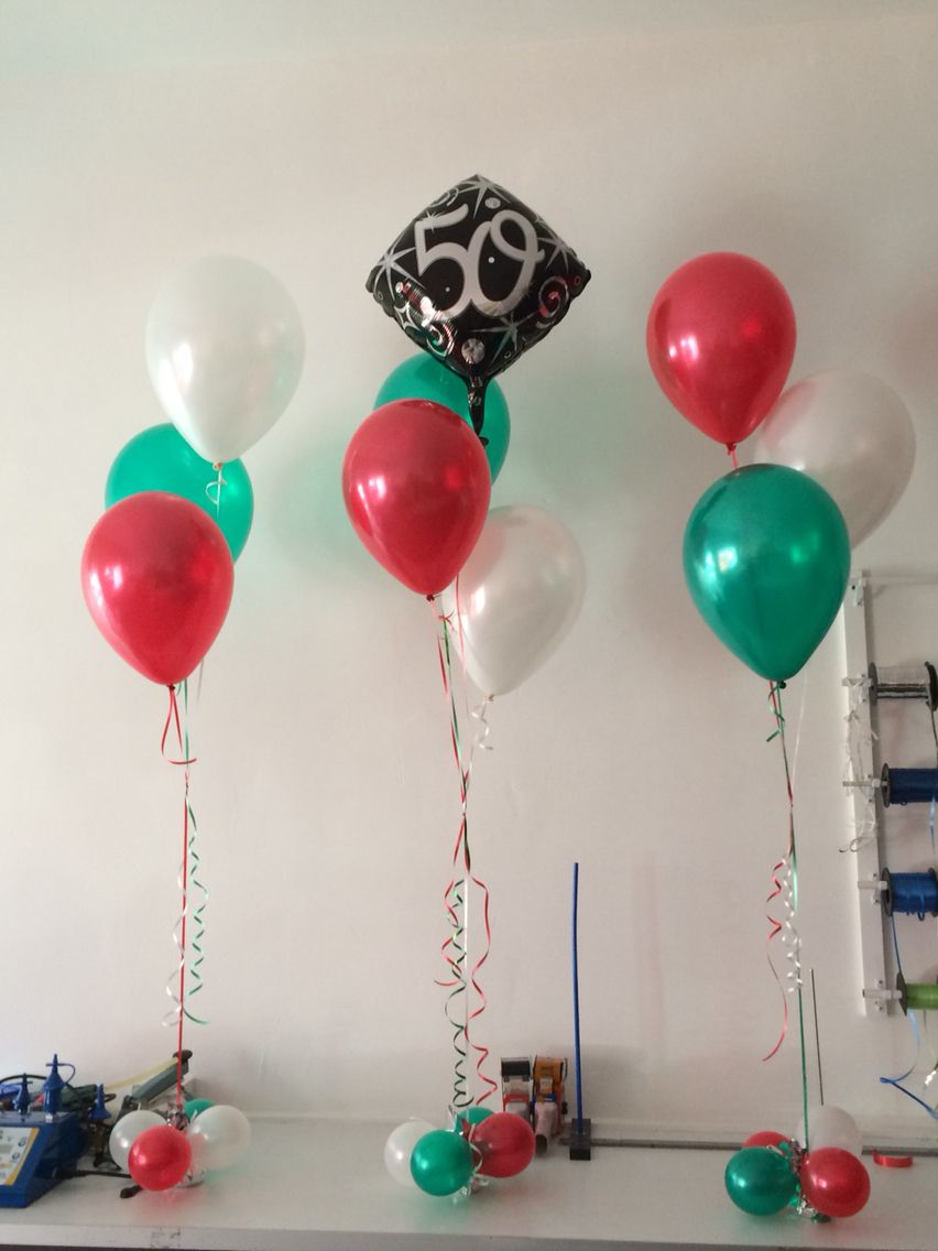 For a Rabbitohs fan! Send balloons, Balloons online