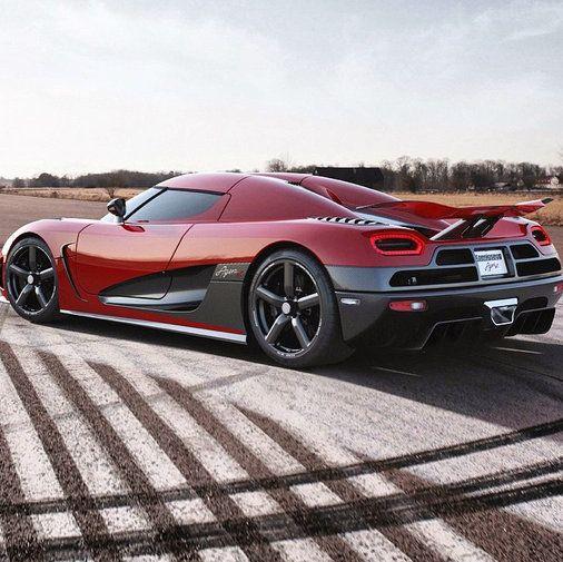 The Koenigsegg Agera Koenigsegg Super Sport Cars Sports Cars