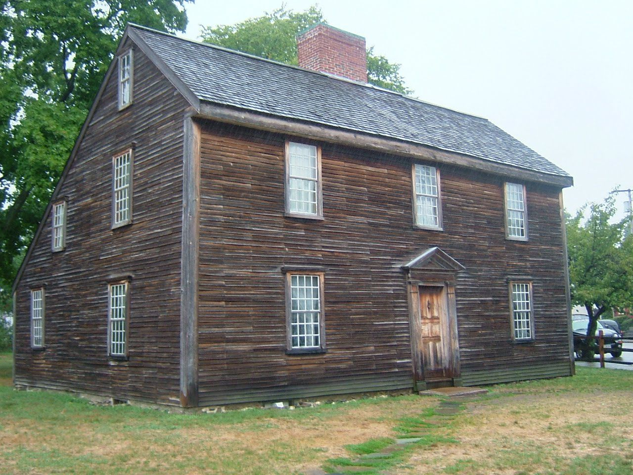 braintree massachusetts this photo is the home in which john adams