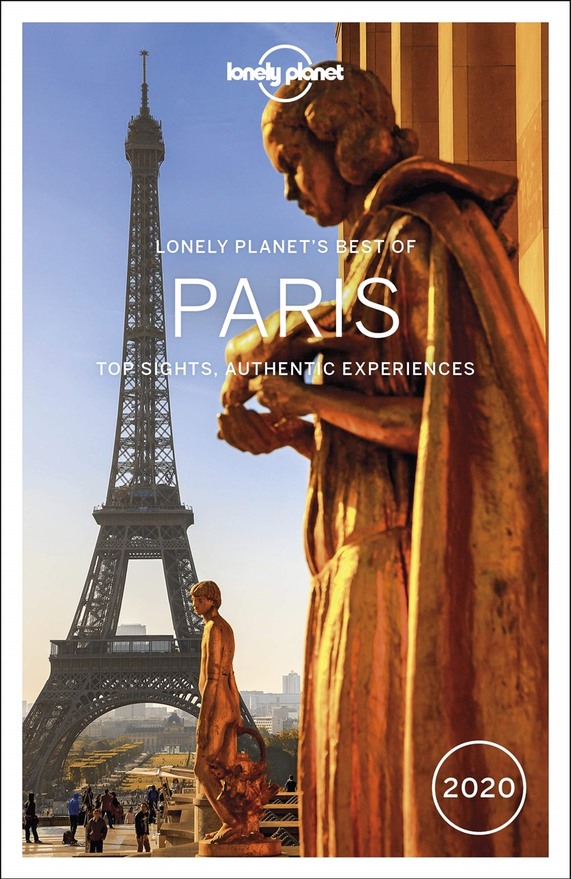 Best Audiobooks 2020.Lonely Planet Travel Guide Best Of Paris 2020 Reading