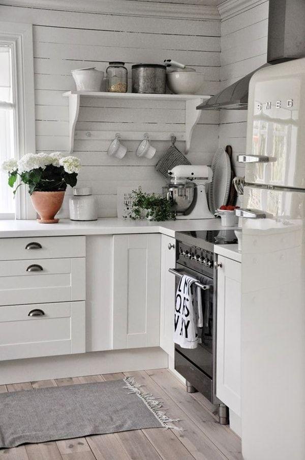 Tips para una cocina vintage tiradores estilo vintage y for Tiradores de cocina
