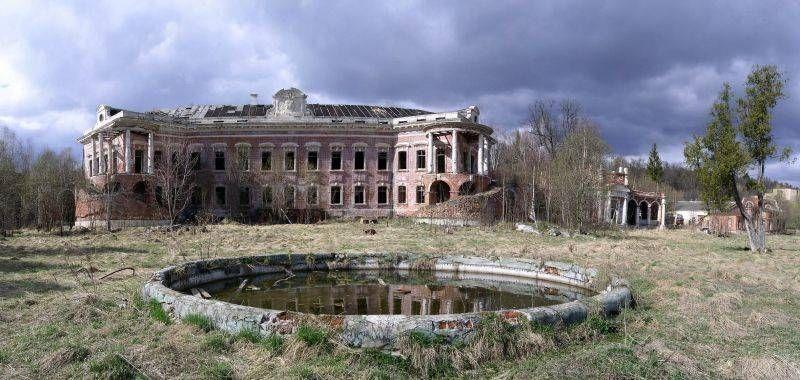 заброшенные дворцы и усадьбы: 11 тыс изображений найдено в ...