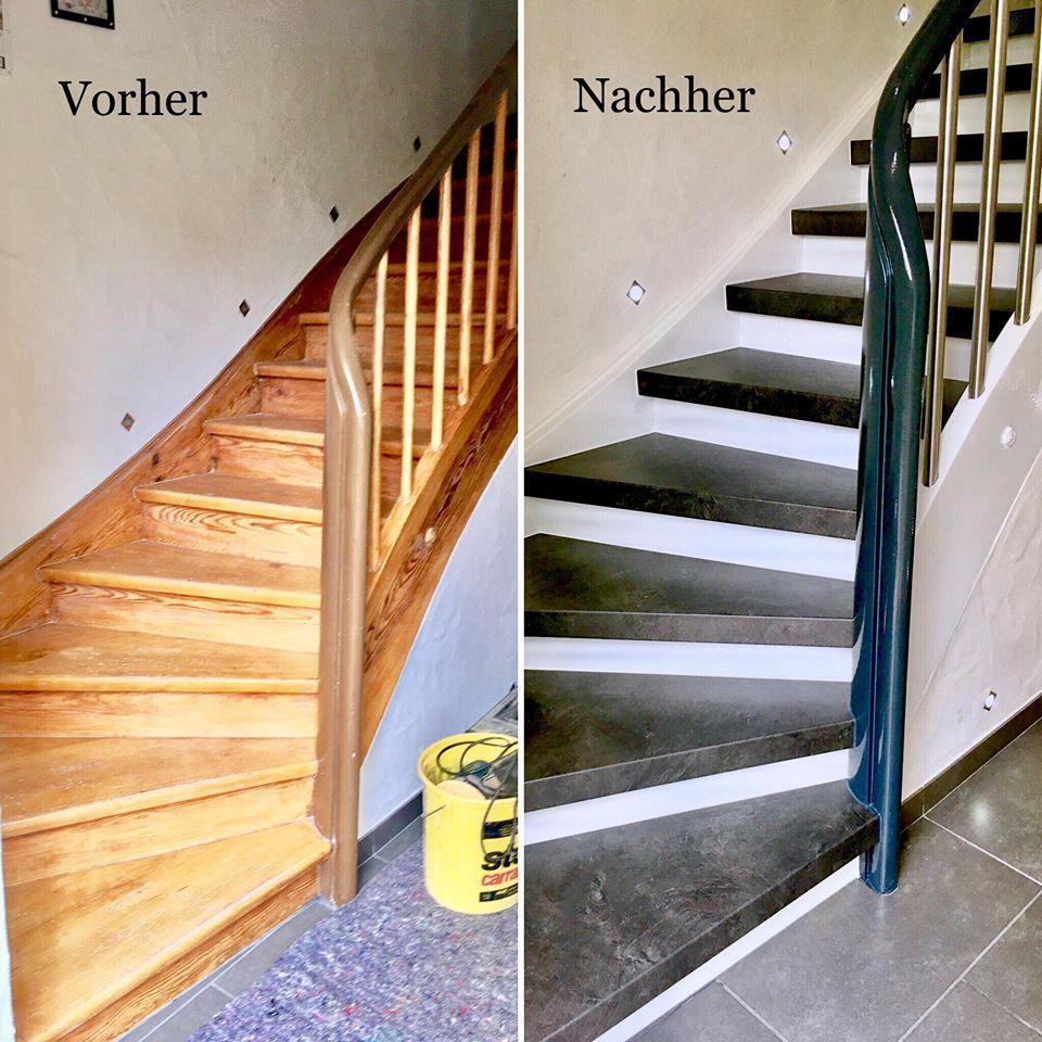 Bildergalerie - Treppenrenovierung