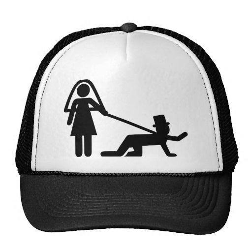 36a16f3d Bachelor party Wedding slave Trucker Hat | Zazzle.com | Bachelor ...