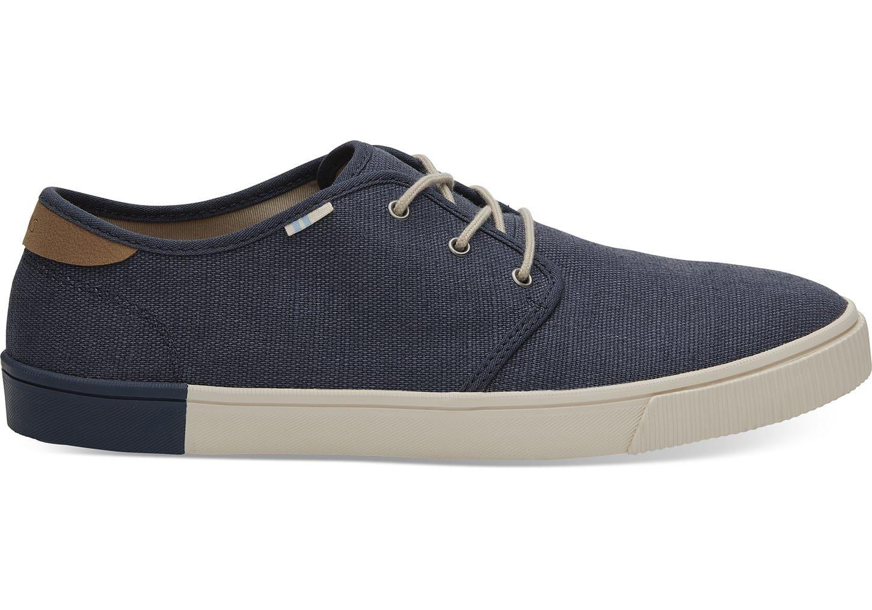 169357bc919 Oceana Heritage Canvas Men s Carlo Sneakers in 2018