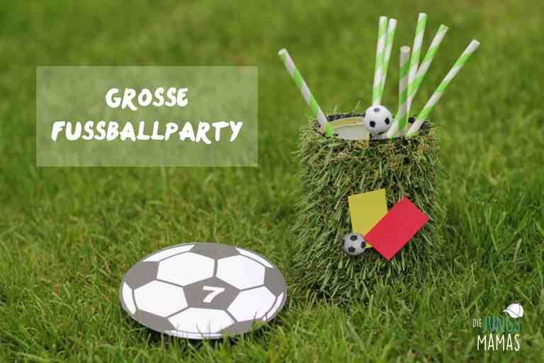 Grosse Fussball Party Geburtstag Fussball Party Party Und