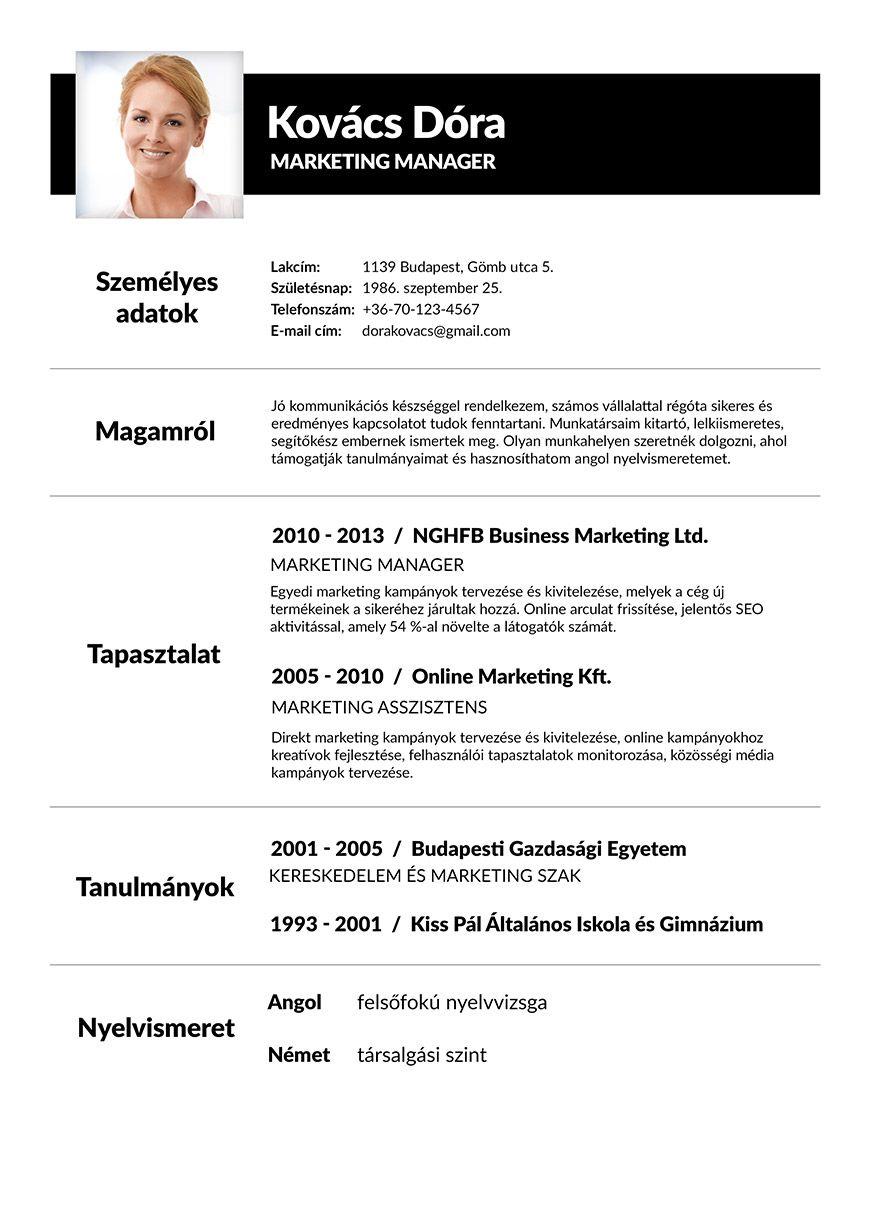 profession önéletrajz szerkesztése Önéletrajz készítő, szerkesztés   Profession.hu | önéletrajz  profession önéletrajz szerkesztése