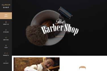 Barbershop Template is fully responsive and easily customizable, making it pleasant to work with and has been built with best practice in mind. Our goal was to develop an easy to edit, multi-purpose Template.